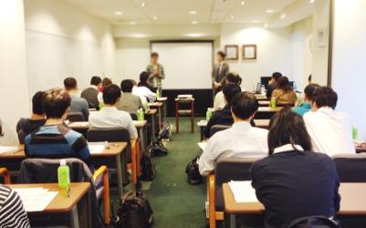 日本マイブレス協会講義風景2
